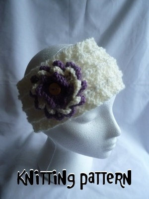 15 Knit & Crochet Ear Warmer Patterns | FaveCrafts.com