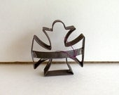 Imperial Germany Iron Cross Cookie Cutter