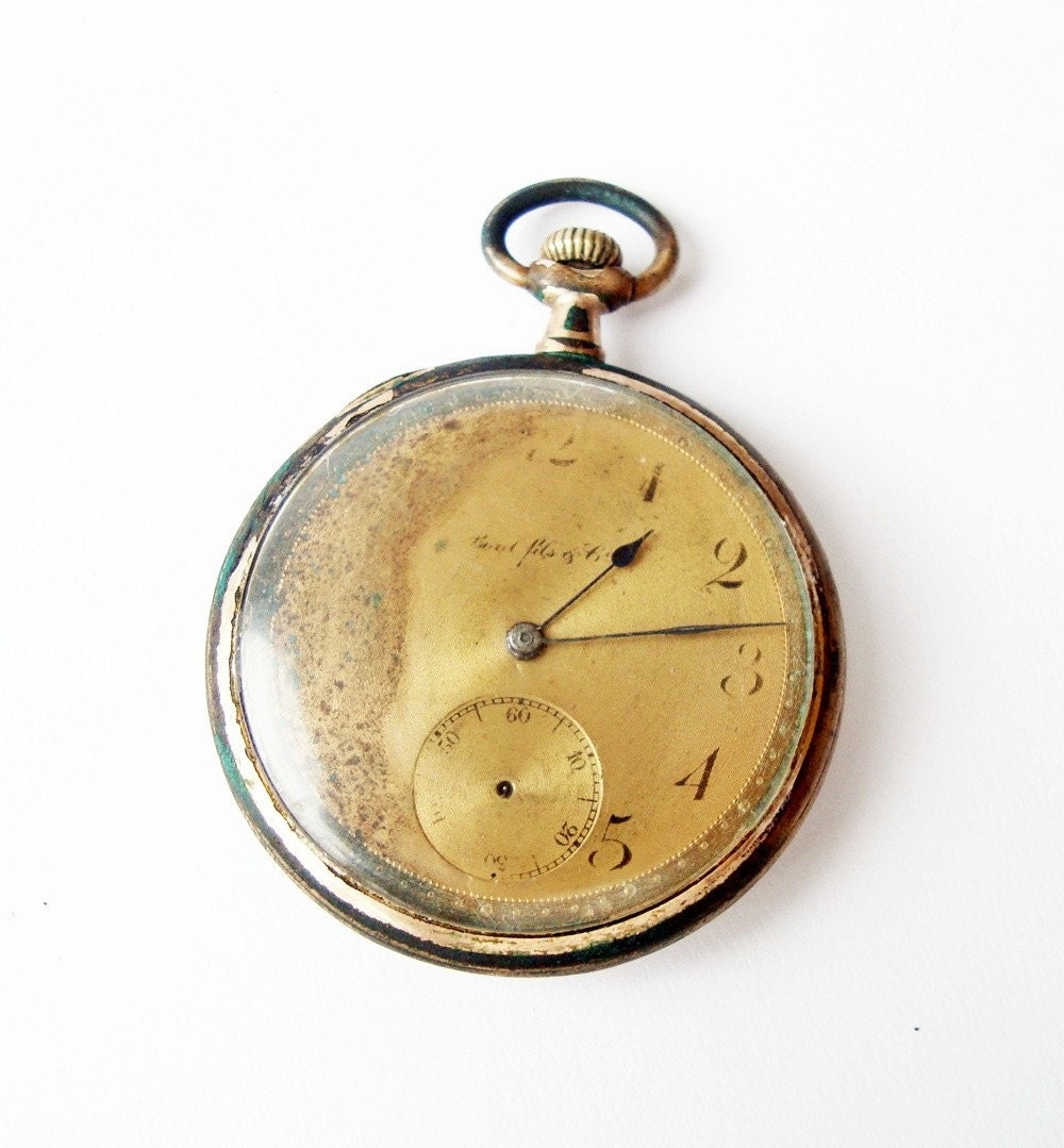 jason antique swiss pocket watches