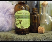 Bath & Body Oil- Herbal Aromatherapy-1 oz