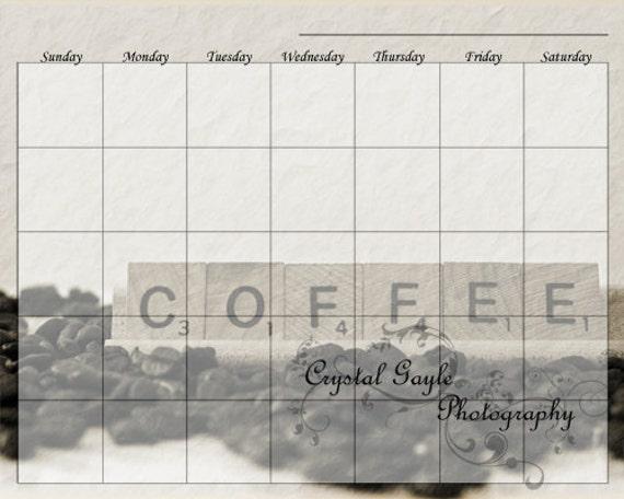 Crystal Gayle Photography Magnetic Calendar