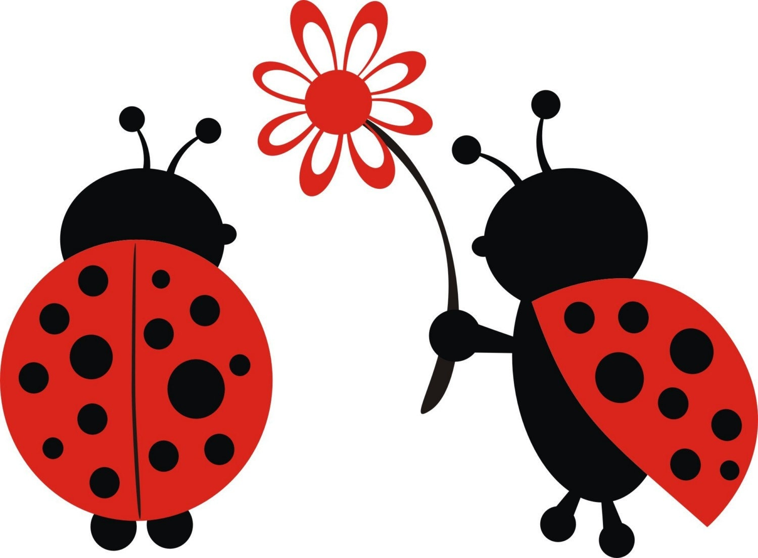 Cute Ladybug Clipart | Amazing Wallpapers