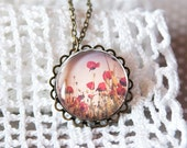 P is for Poppy - Necklace - ManuelaS