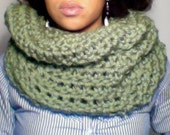 Crochet Hood/ Cowl