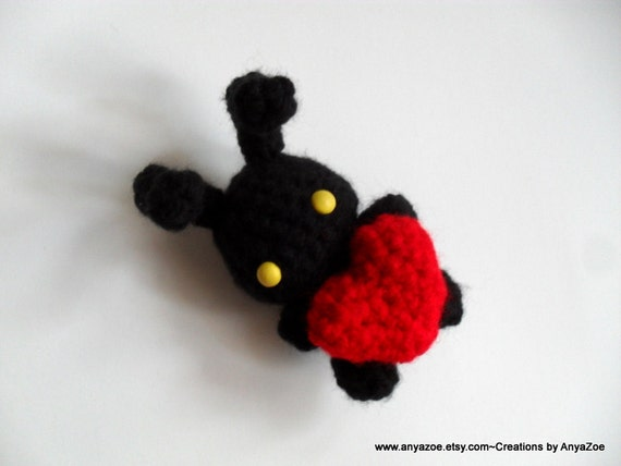 Heartless Amigurumi