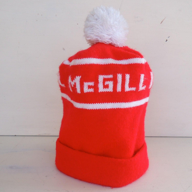 Red Winter Hat