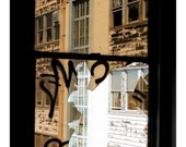 "A Window To WIndows - 12"" x 16"" original photograph"