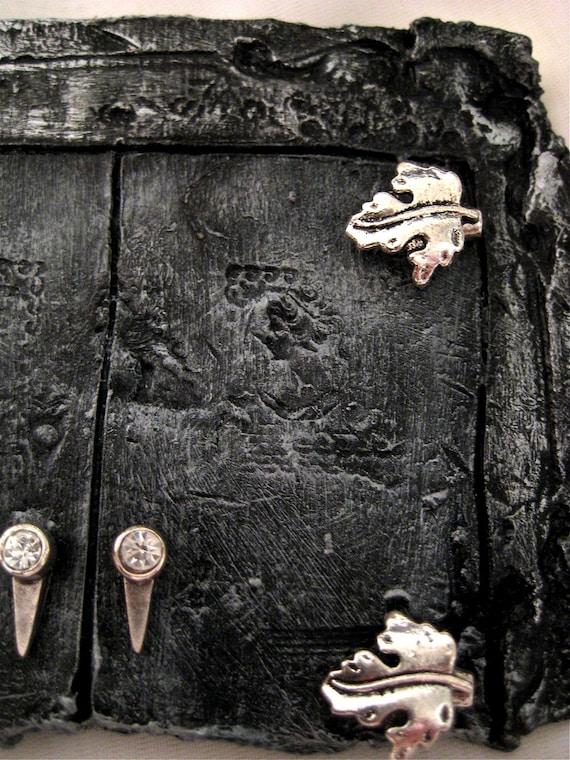 Faerie Dream Door, by Award - Winning Fae Factory Steampunk Chic, Eco Artist, Dr Franky Dolan