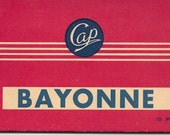 Bayonne France Postcard Souvenir Booklet 10 Postcards
