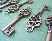 antique_copper_skeleton_keys