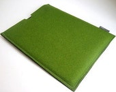 iPad 2 Case in pure wool felt - mlmxoxo