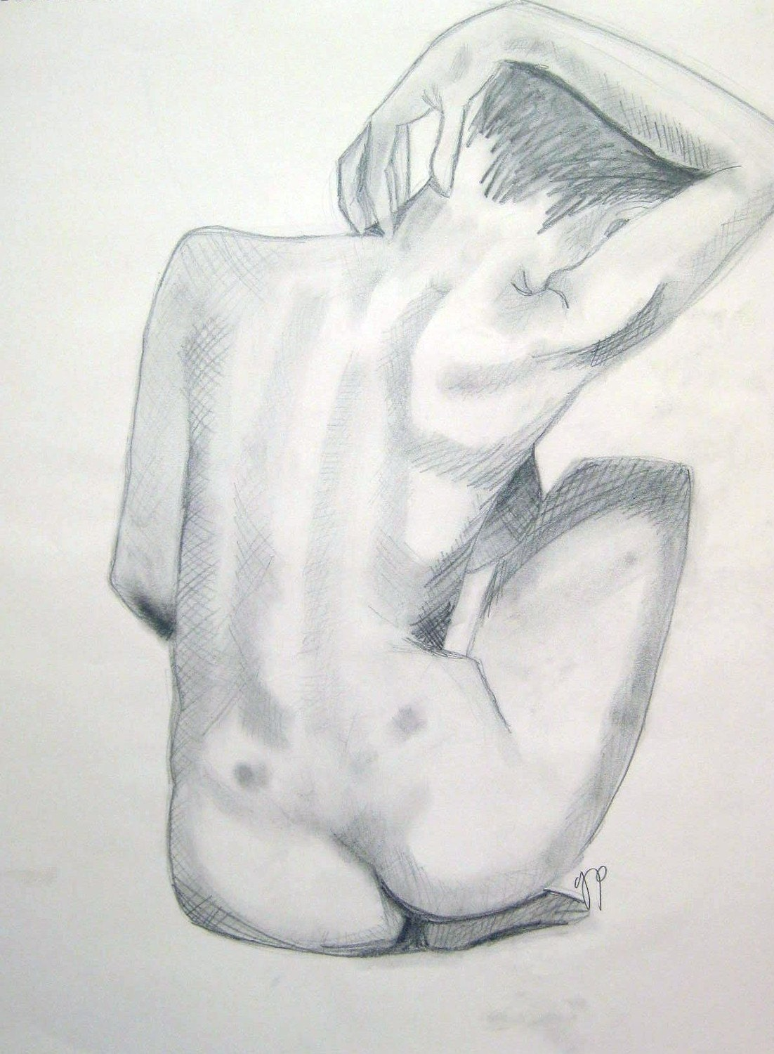 Nude pencil drawings xxx sexy scene