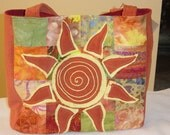 Bohemian Sun Tote - nanioriginals