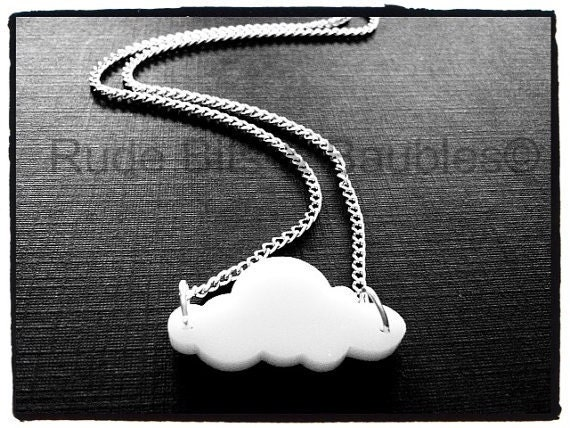 Get Off Of My Cloud Necklace