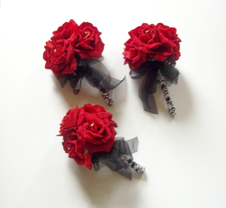wedding silk bouquets