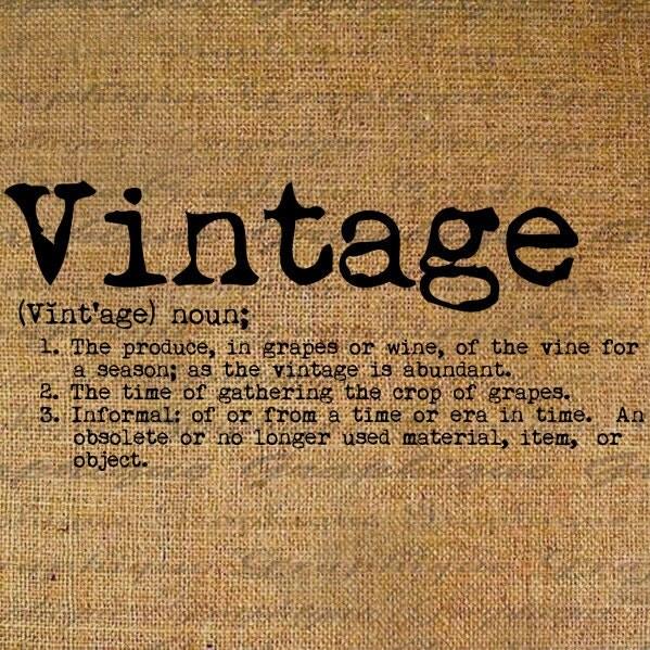 Define Vintage Garments 16