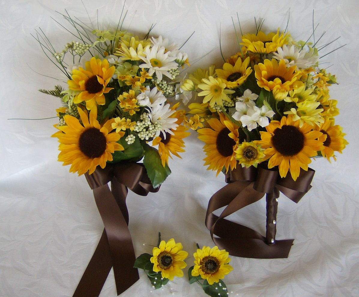 fall wedding bridal bouquets