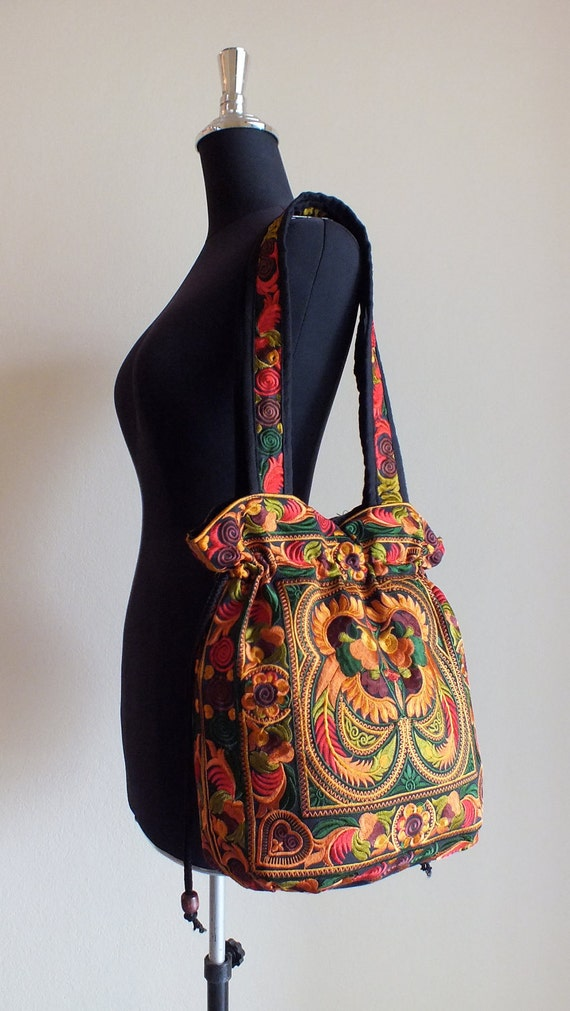 Ethnic handmade bag vintage style work beautiful,Boho Bags, Bohemian Handbags, Unique Bag