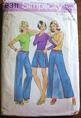 Halloween Pattern Using Recycled Jeans Skirt Tote Bag | eBay
