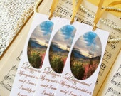 Bookmarks Poetry by George Eliot Autumn Colors Welcome Fall and Autumn