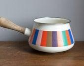 Vintage Rainbow Pot  - SolsticeFarm