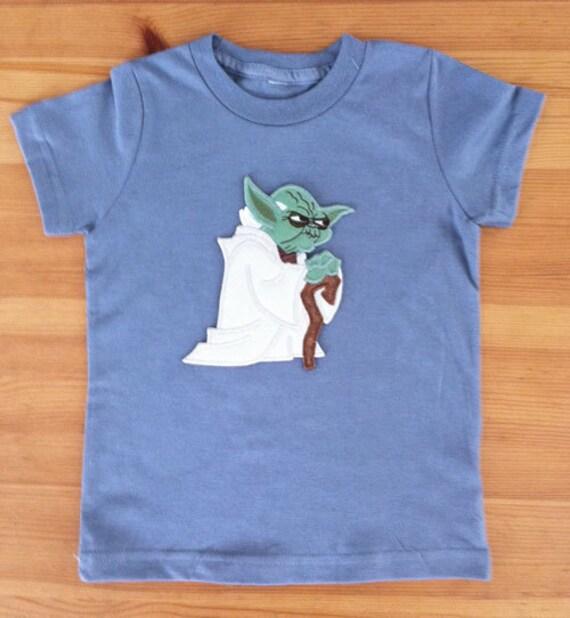 Yoda boy's t-shirt