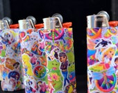 Totally Rad Lisa Frank handmade Lighters