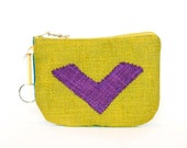 "Cute pouch, cosmetic bag  . Dimensions: 7 ""- 5 1/2"" - MyHouseOfDreams"