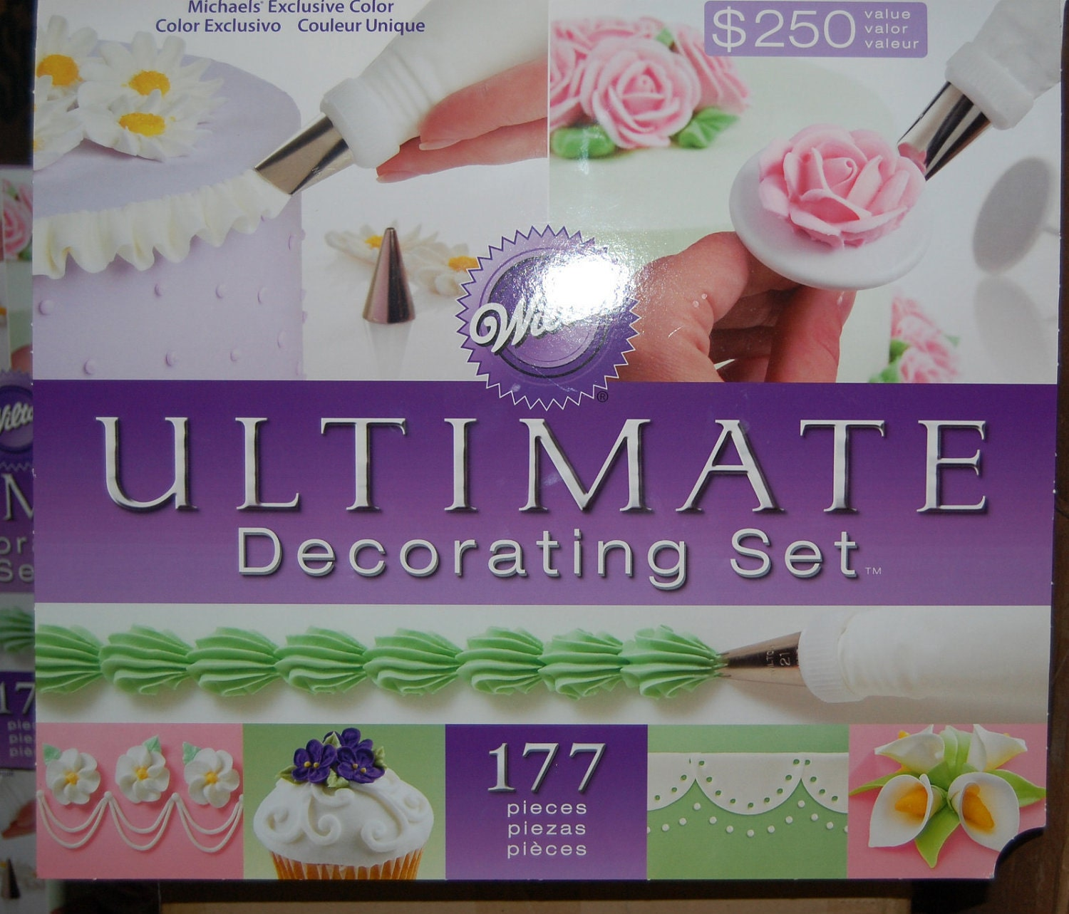 Wilton Ultimate Cake Decorating Kit Michaels : 302 Found