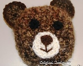 Mini teddy bear pillow pal - LoreleisCustomCrafts
