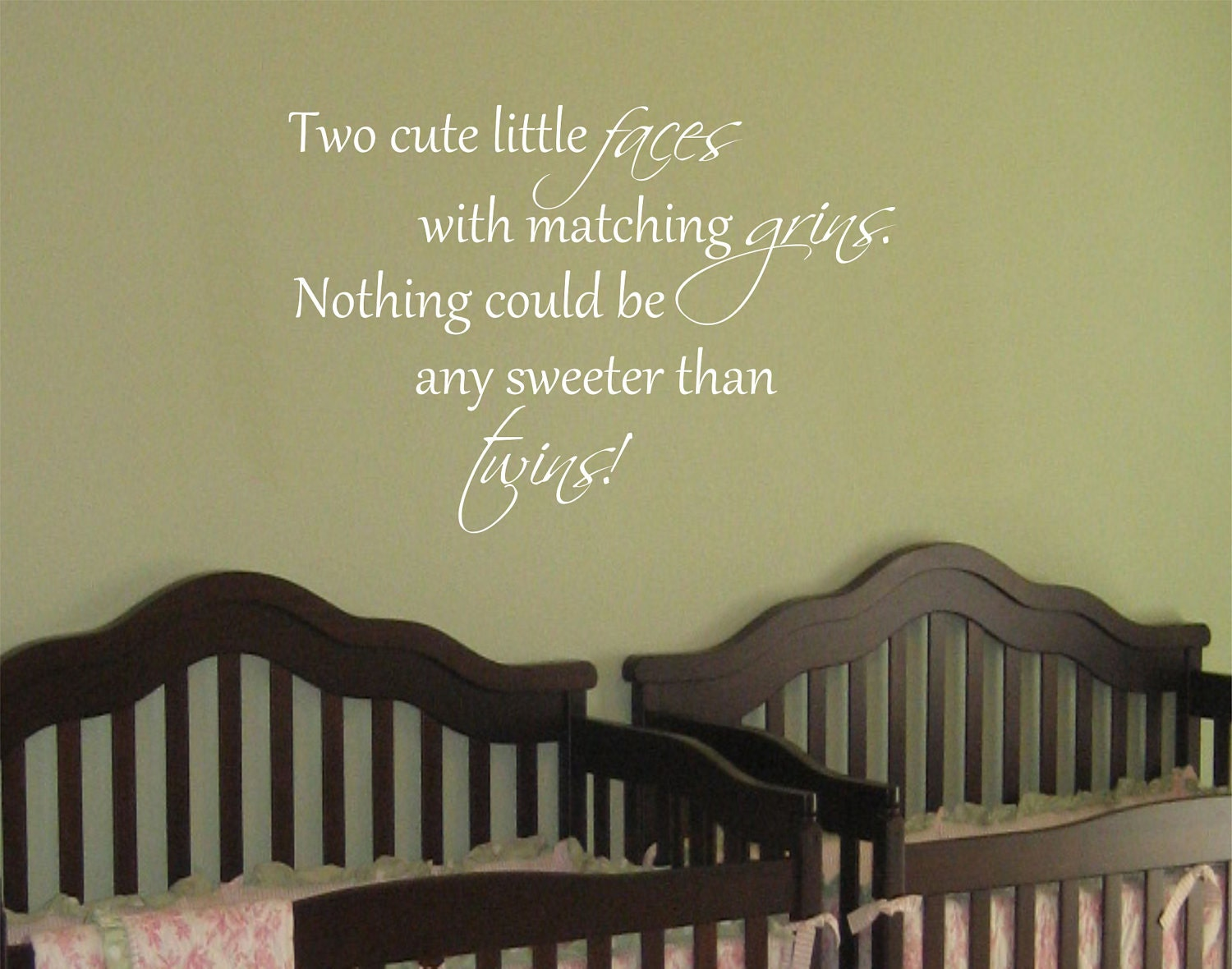 Quotes About Twins Babies Quotesgram