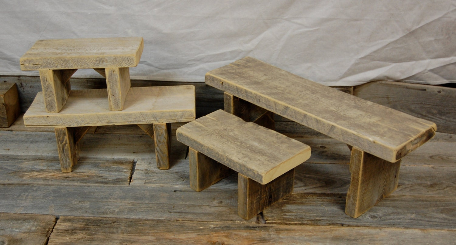Reclaimed Wood Benches Furniture To Make Pinterest Reclaimed Wood Benches Wood Benches