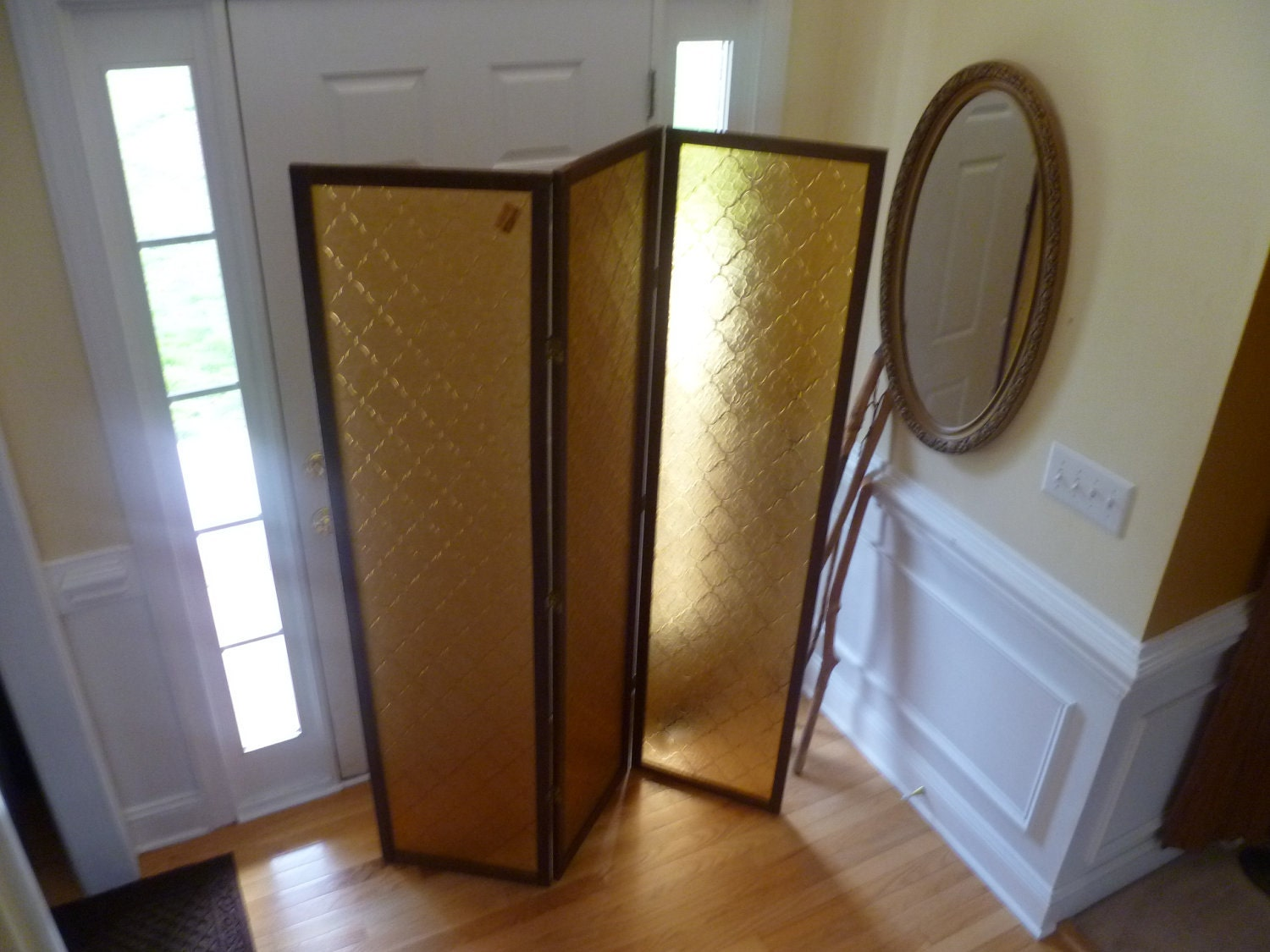 how to make a folding screen room divider plans diy free dow
