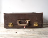 Large Soft All Leather Briefcase - OceanSwept