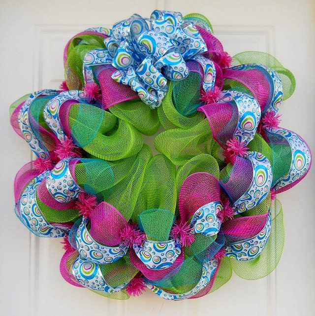 Mesh wreath forms image search results