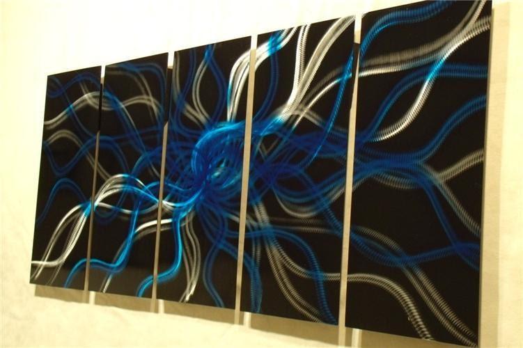 Abstract Metal Wall Art Sculpture Original By Niderart On Etsy