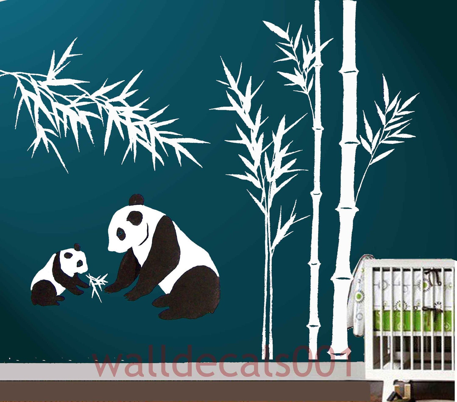 Panda room decor for Panda bear decor