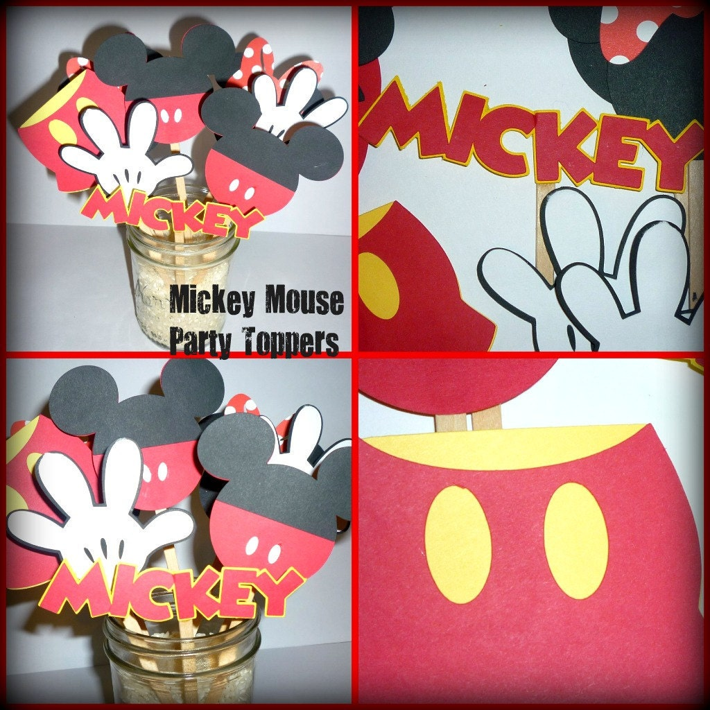 Perfect Mickey Mouse Birthday Party Cupcakes 1024 x 1024 · 274 kB · jpeg