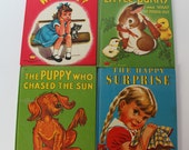 The Puppy Who Chased the Sun, Other 1950s Children's Books - ItsStillLife