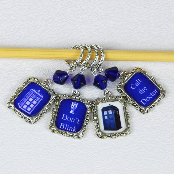 Doctor Who Knitting