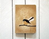 Fantail Notebook - ThePaperbirdSociety