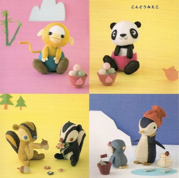 stuffed animal templates free - free felt animal patterns search results calendar 2015