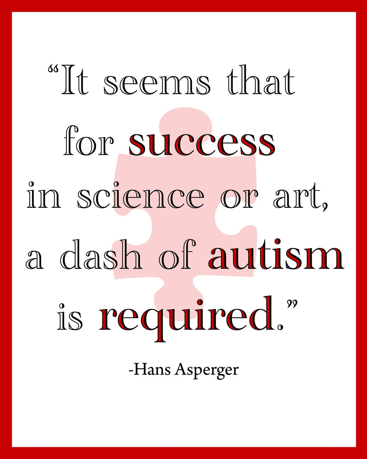 Inspirational Quotes About Positive: Inspirational Quotes About Autism. QuotesGram