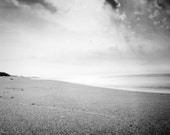"surreal pinhole photo ocean landscape black and white ""Tidelines"" - redtwine"