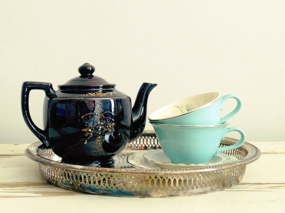 Winifred Vintage Curated Tea Set