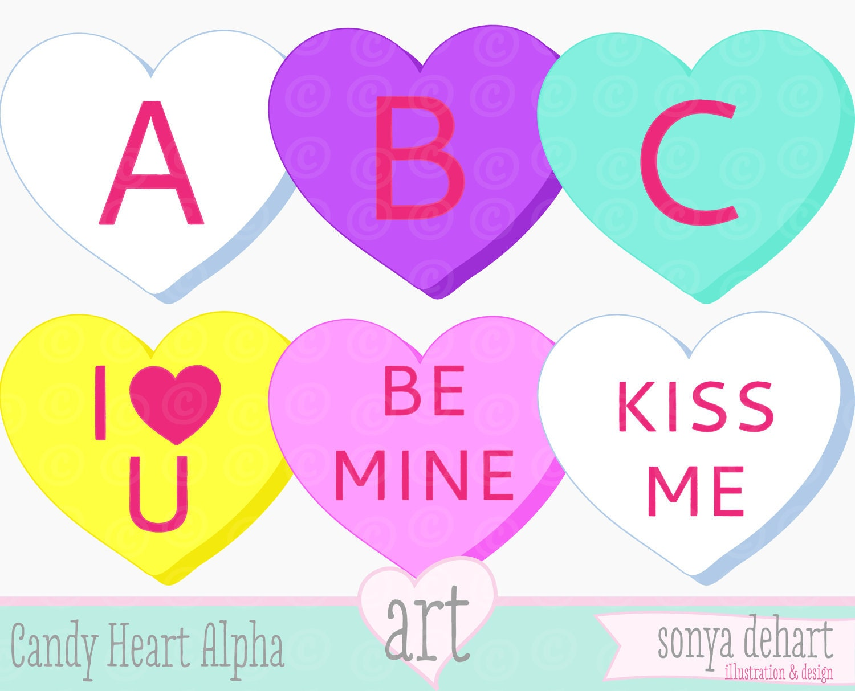 free clip art conversation hearts - photo #41