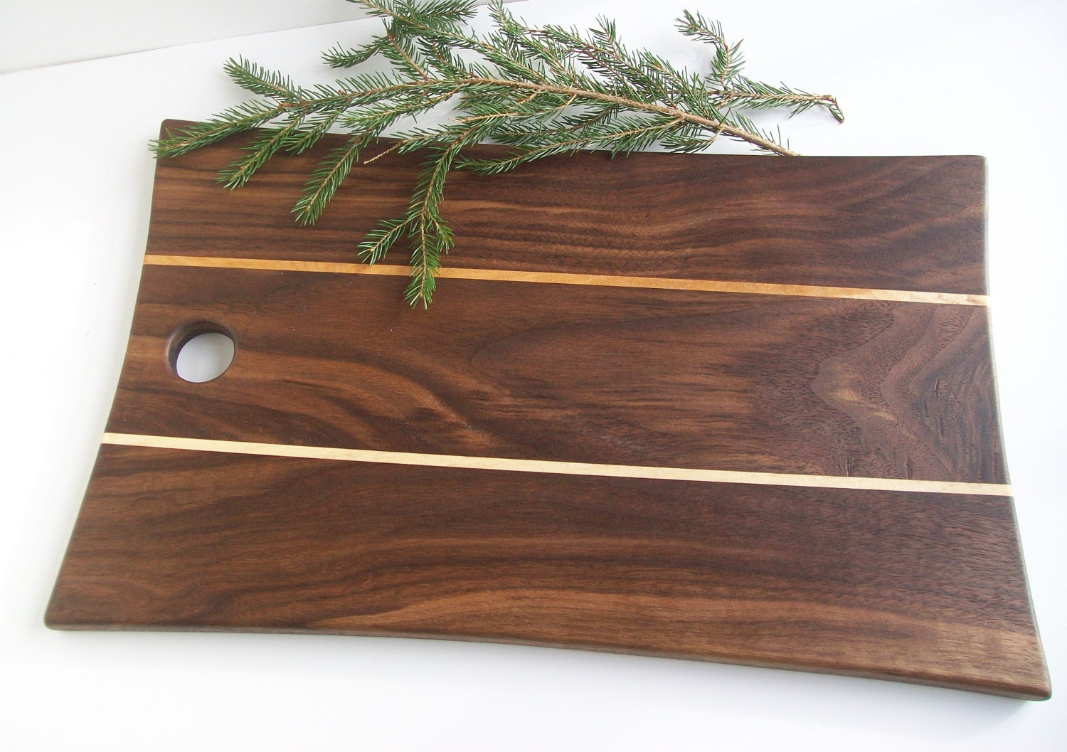 Cutting Board Chopping Board Bread Board Wood by DouglasMartin