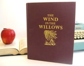 iPad Cover- Tablet Case made from a vintage Book- The Wind in the Willows