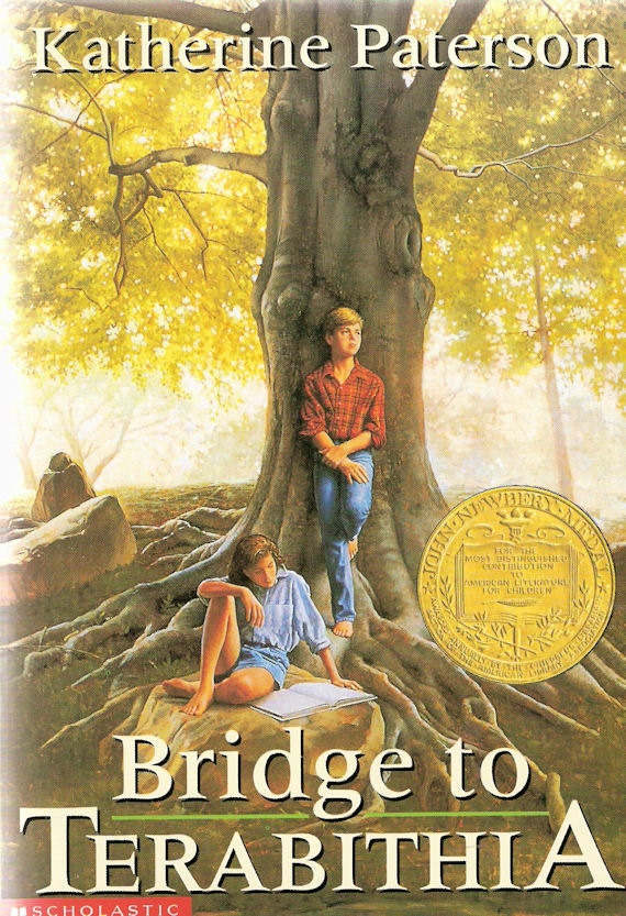 an analysis of the main themes in bridge to terabithia a book by katherine paterson