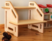 Natural Toddler Step, Stool or Bench